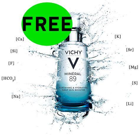 FREE Vichy's NEW Moisturizer!