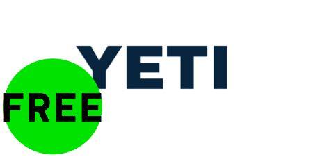 FREE Yeti Sticker and Digital Catalog!