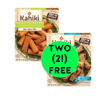 FREE-FREE Appetizers! Get TWO (2!) Kahiki Yum Yum Stix FREE at Winn Dixie! ~Right Now!