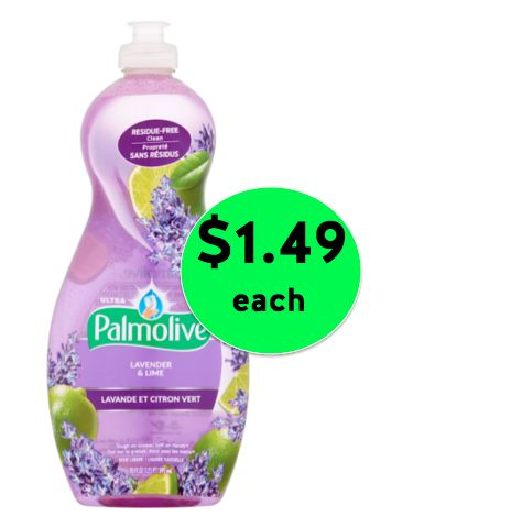 Tackle That Sink of Dishes with Palmolive Ultra Dish Soap BIG Bottle Only $1.49 Each at Walgreens! ~ This Week!