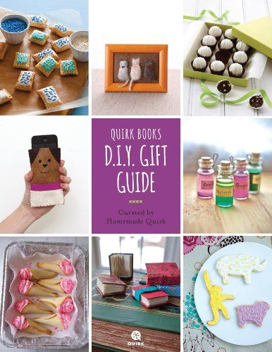 FREE Quirk Books DIY Gift Guide eBook!