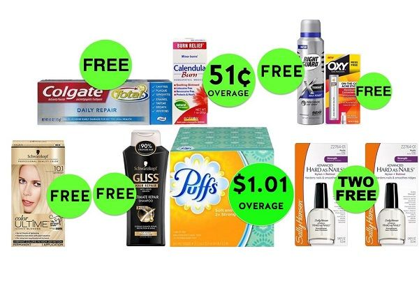 Find NINE (9!) FREEbies & EIGHT (8!) Deals Just 74¢ Each or Less at CVS! ~ Ad Starts Today!