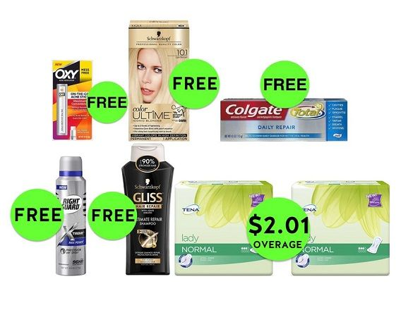 Don't Miss SEVEN (7!) FREEbies & Twelve (12!) Deals Just $0.99 Each or Less at CVS! ~ Ad Ends Today!