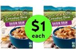 Don't Miss Cascadian Farms Organic Cereal JUST $1 Each at Publix! ~ Ends Today!
