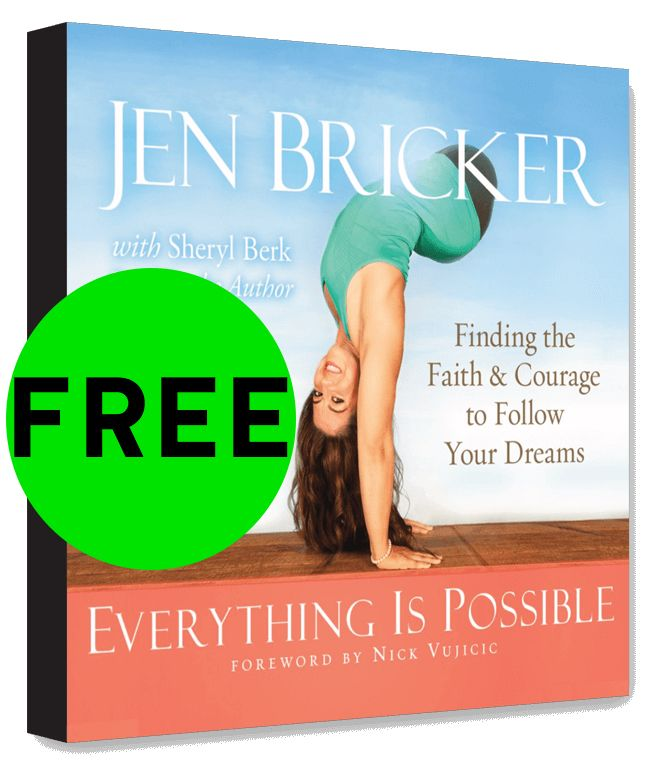 FREE Everything Is Possible Audiobook!