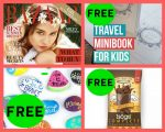 FOUR (4!) FREEbies: Annual Subscription to Bazaar Magazine, Travel Minibook, Kindness Rock Event at Michaels and Tsogo Complete Plant Based Meal!