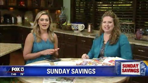 Join Me on Fox at 7:30am This Sunday 10/22 for Fast & Frugal Halloween Dinner Ideas!