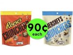 Give Into Your Sweet Tooth! Pick Up 90¢ Hershey's Candy Bags at Publix! ~ Ends Today!