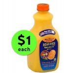 Get Your Indian River Orange Juice JUST $1 Each at Publix! ~ Ends Soon!