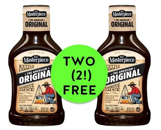 Friday 9/1 Is The Last Day To Catch TWO (2!) FREE KC Masterpiece BBQ Sauces at Publix!