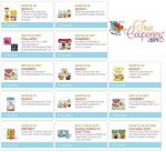 WOW! Eighty-Six (86!) NEW & Reset Coupons to Print Today!