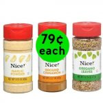 Stock Up On Spices Only 79¢ Each at Walgreens {No Coupons Needed}! ~ Starts Sunday!