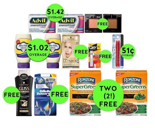 Have You SEEN the Twelve (12!) FREEbies {3 OVERAGE Deals} & NINE (9!) Deals $0.50 Each or Less at Publix? ~ Starts Weds/Thurs!