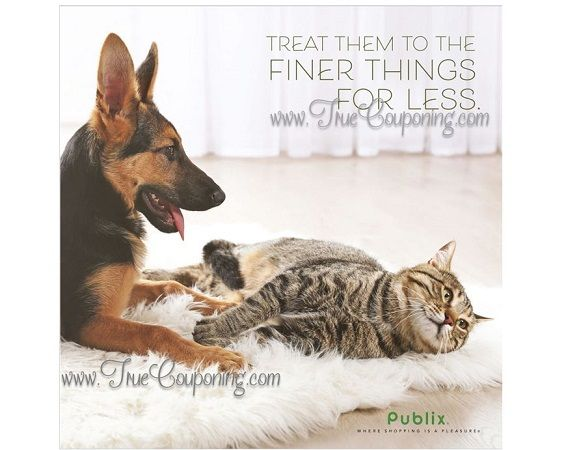 "Publix ""Treat Them To The Finer Things For Less"" Coupon Booklet & Printables! (Valid through 9/13)"