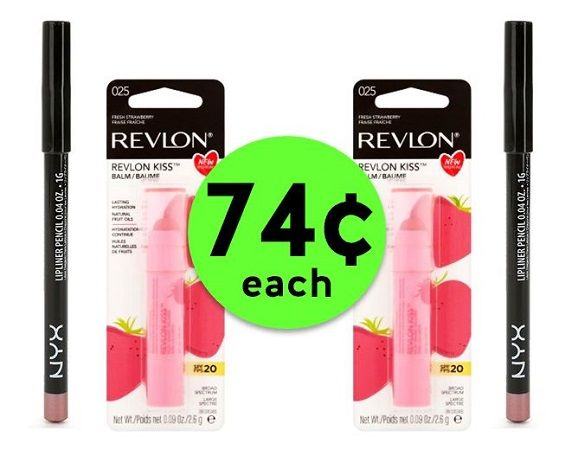 Don't Miss FOUR (4!) Lip Products ONLY 74¢ Each at CVS! ~ Ends Saturday!