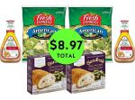 Easy Dinner Deal! Get SIX (6!) Items Under $9 TOTAL at Publix! ~ Starts Weds/Thurs!