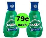 Freshen Up with 79¢ Scope Mouthwash BIG 1 Liter Bottles at CVS! ~ Starts Sunday!