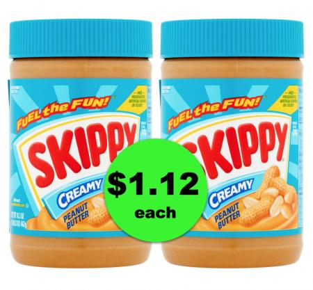 It's Peanut Butter Jelly Time! Pick Up $1.12 Skippy Peanut Butter Jars at Publix! ~ Starts Saturday!