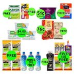 Hurry & Find Twenty-Two (22!) FREEbies & TEN (10!) Deals 52¢ Each or Less at Target! ~Sale Ends Today!