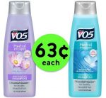 Check Out 63¢ VO5 Shampoo & Conditioners at Publix! ~ Going On Now!