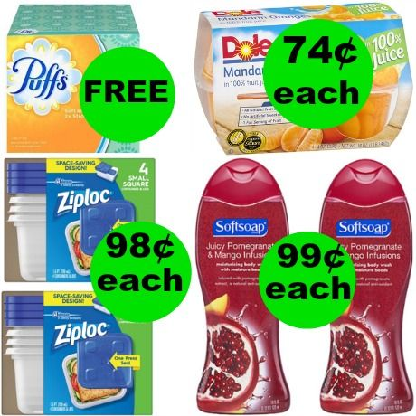 Don't Miss Your TWO (2!) FREEbies & Twenty (20!) Deals Only $1 or Less at Walgreens!
