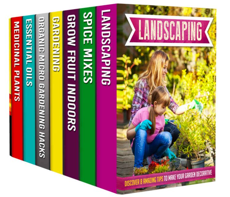 FREE Gardening eBook Set! ($9.99 Value)