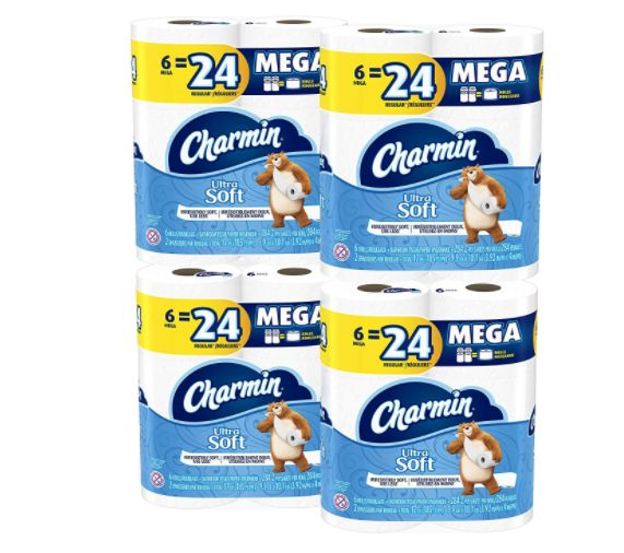Stock Up on the Charmin…and Have It Delivered to Your Door!