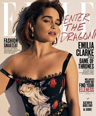 FREE One-Year Subscription to Elle Magazine!