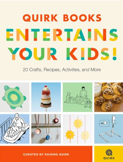 FREE Entertain Your Kids Craft eBook!
