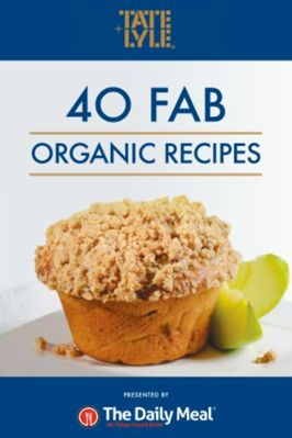 FREE 40 Fab Organic Recipes eBook!