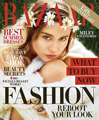 FREE One-Year Subscription to Bazaar Magazine!