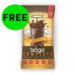 FREE Tsogo Complete Plant Based Meal!