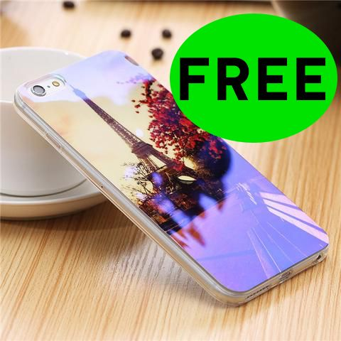 FREE iPhone Case! {YES, a FREE iPhone Case!}
