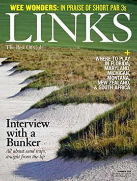 FREE One-Year Subscription to Links Magazine!