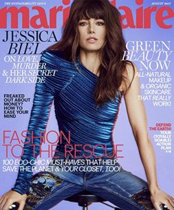 FREE One-Year Subscription to Marie Claire Magazine!