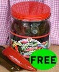 FREE Smoked Jalapeños!