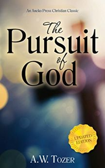 FREE The Pursuit of God eBook! {Reg. $9.99}