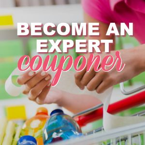 Think you can\'t be great using coupons? You can with these 7 easy tips to become a coupon expert! #truecouponing #couponing #couponcommunity #coupons #shopping