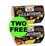 Mix Up Snack Time with TWO (2!) FREE Dole Mixations Fruit Cups at Publix! ~ Ends Tues/Weds!