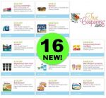 There's Sixteen (16!) **NEW** Coupons to PRINT Today for Vicks, Bounce, Bob Evans & More!