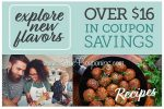 """Did You SEE the Publix """"Explore New Flavors"""" Coupon Booklet & Printables?"""