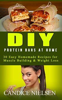 FREE DIY Protein Bars eBook!