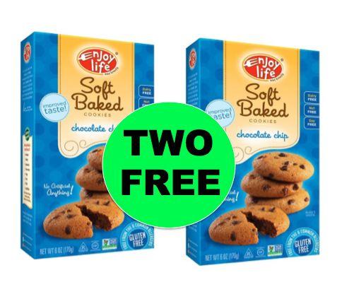 TWO (2!) FREE Enjoy Life Gluten Free Cookies at Target! ~This Week Only!