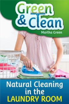 FREE Green & Clean Natural Cleaning eBook!