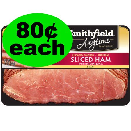 Green Eggs & Ham Time! Smithfield Sliced Ham is 80¢ For Another WEEK at Publix! ~ Ends 10/11!
