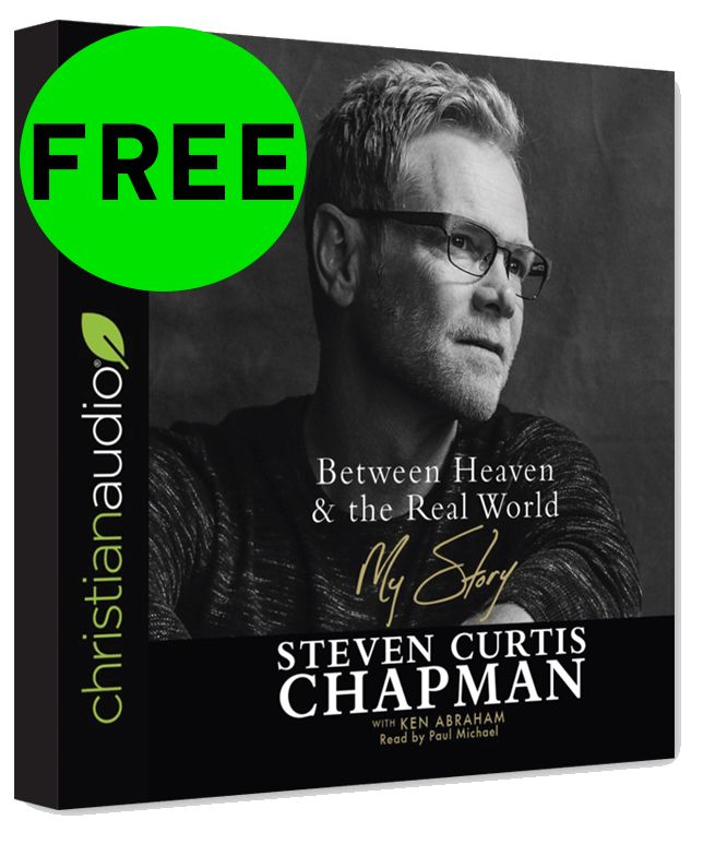 Don't Miss This FREE Steven Curtis Chapman Audiobook!