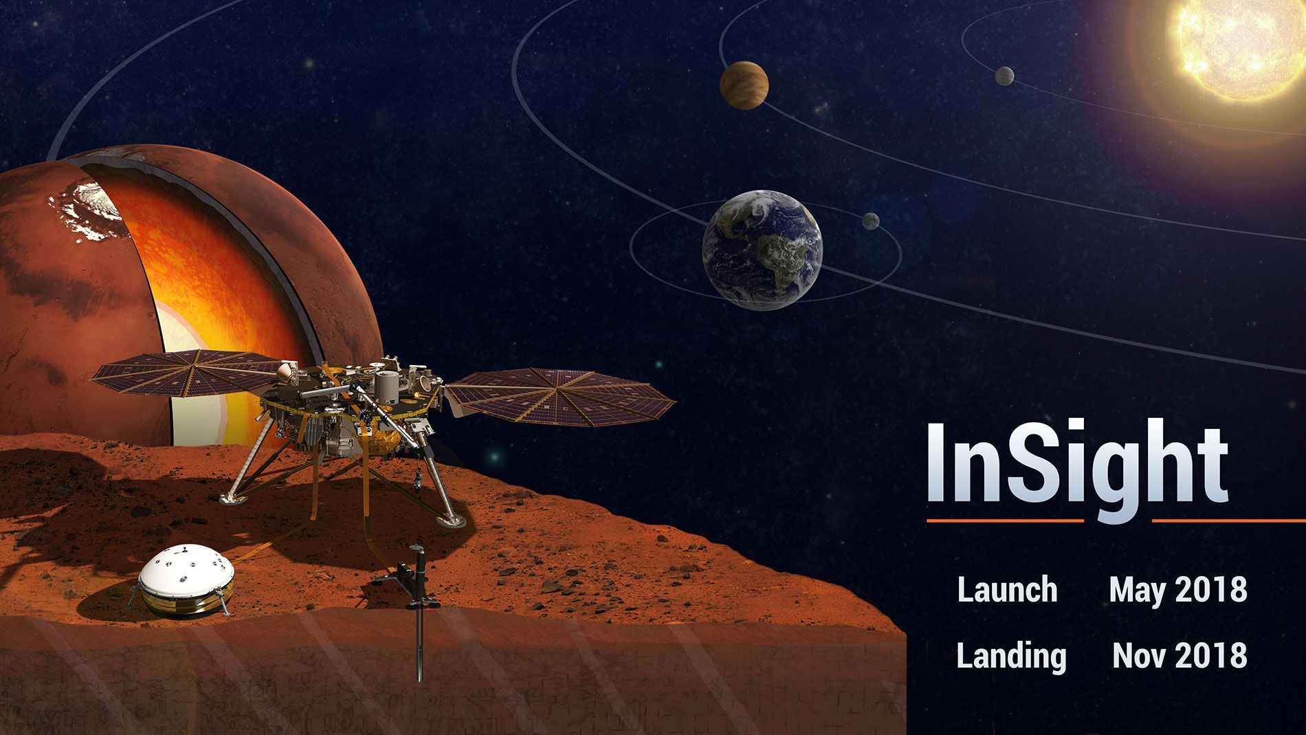Pretty Cool! Send Your Name to Mars with NASA for FREE!
