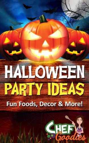 FREE Halloween Party Ideas eBook!