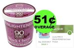 """{Even Cheaper!} FREE + $0.51 OVERAGE on Enlightened Ice Cream Pint at Publix (After Rebate)! ~ """"Clip"""" NOW!"""