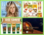 FOUR (4!) FREEbies: One-Year Subscription to Bazaar Magazine, Adorable Fall Planner Printable, Just Add Herb Blends and Send Your Name to Mars!